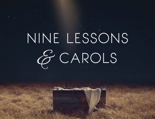 Service of Nine Lesssons and Carols