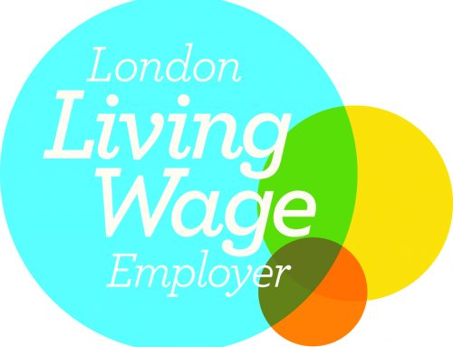 CHINGFORD PARISH IS A LIVING WAGE EMPLOYER