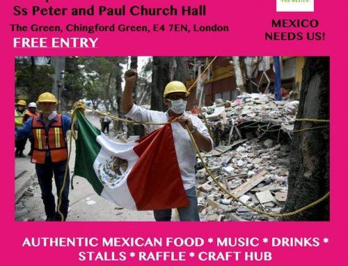 Mexico Fundraiser