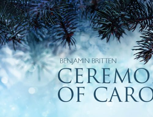 CONCERT- BRITTEN'S CEREMONY OF CAROLS