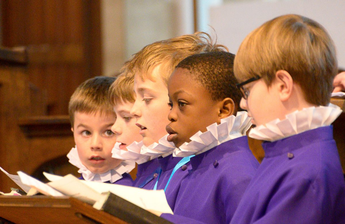 Music at the Chingford Parish